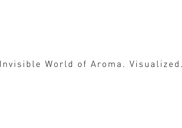 Invisible World of Aroma. Visualized.